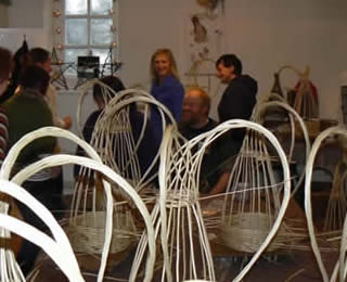 Willow Angels Workshops with Phil Bradley at Greystoke Cycle Cafe