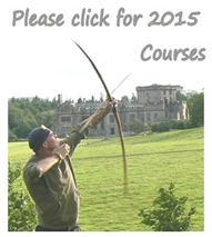 Details of all the courses coming in 2015
