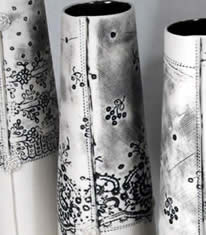 Cake Art Penrith Opening Hours : A textile printed Porcelain Vase with Gwen Bainbridge ...