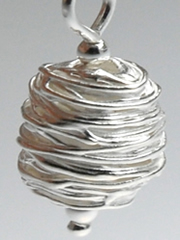 Silver Clay Jewellery  'Inspirations in Nature'  with Jo Dix at Greystoke Cycle Cafe